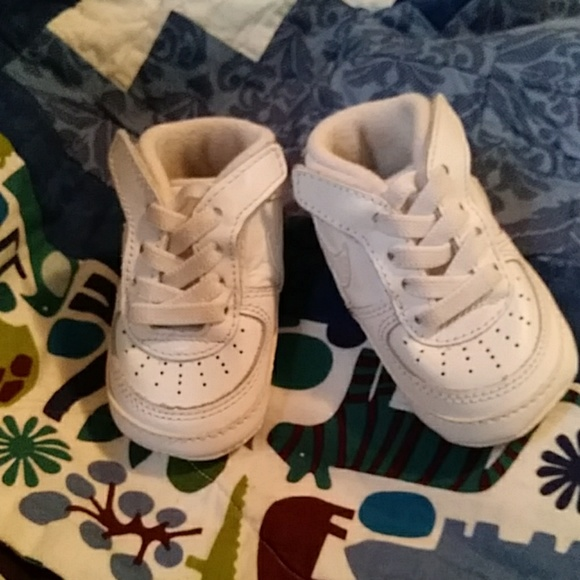 Nike Other - 🌻👋Baby 'Force 1' Sneakers🌻💛